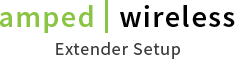 amped wireless logo